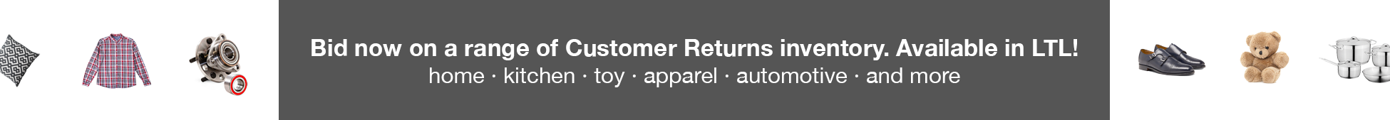 Amazon Customer Returns