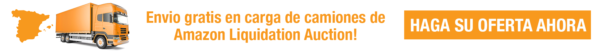 Amazon Liquidation Auctions Spain Shipping